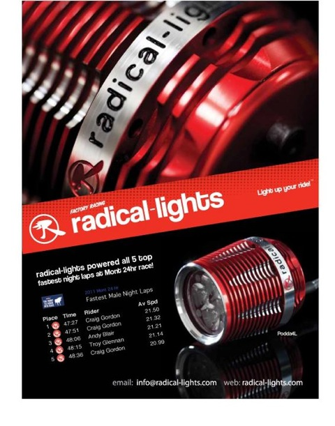 Radical Lights Special Edition